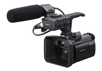 Sony NX30: currently best in its class, yet improvable | Sony Professional | Scoop.it