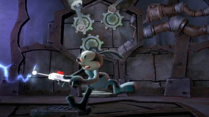 Forgotten Disney Toons Return for Epic Mickey Sequel - Wired News | Machinimania | Scoop.it