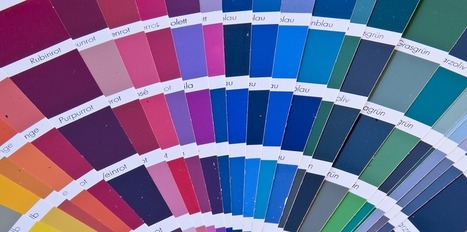 How to Select the Perfect Color Scheme for Your Website | El Mundo del Diseño Gráfico | Scoop.it
