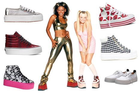 Return of the Spice Girl Shoe - Daily Beast | Fashion Women and Men | Scoop.it