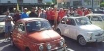 Le intramontabili 500 invadono la montagna FOTO 1 - FOTO 2 - Tempo libero - Messaggero Veneto | Fiat 500 | Scoop.it