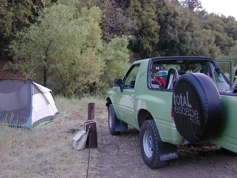Frazier Park Camping » Total Escape Outside   Mountain Magic   Scoop.it