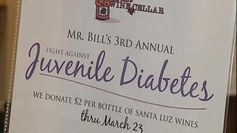 Roanoke wine business raises money for the Juvenile Diabetes Research ... - WDBJ7 | Blogging_Diabetes | Scoop.it