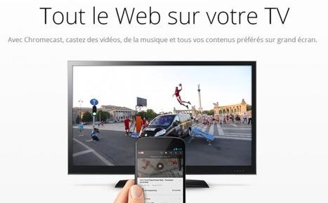 Chromecast, l'accueil numérique version low cost ? « Etourisme.info | e-tourisme | Scoop.it