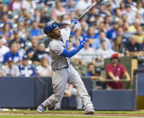 Dodgers shortstop Hanley Ramirez sits for middle game in Milwaukee. | Dodger Social News Roundup | Scoop.it
