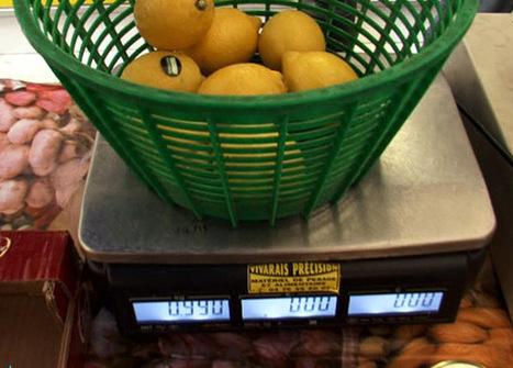 Le vrai poids de nos aliments, un autre scandale dans nos assiettes - Toutelatele.com   MINCIR   Scoop.it