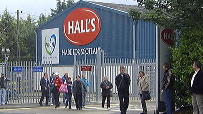 Hall's closure: Meat factory owners give potential buyers more time | Business Scotland | Scoop.it