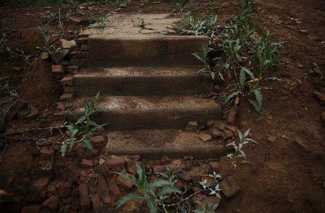 Sunken city of Igarata begins to emerge as Brazil's drought sees water levels plummet | Vloasis vlogging | Scoop.it