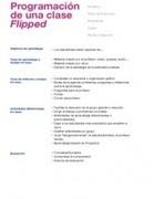 Programación de una clase Flipped | Maite clase invertida, flipped classroom | Scoop.it