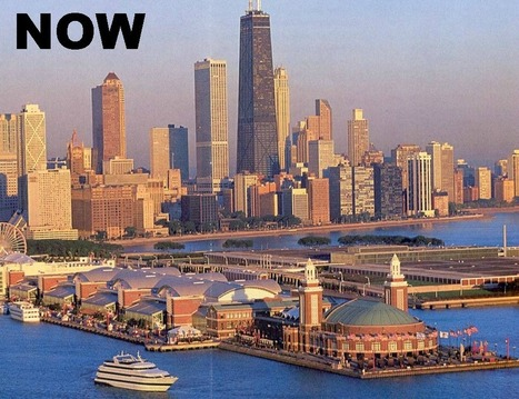 Chicago Then and Now | Chicago Apartments Blog | Chicago Entertainment | Scoop.it