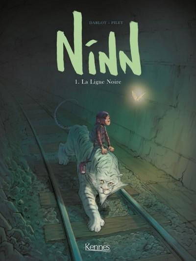 Ninn<br/>Tome 1 : La ligne noire - Kennes de&nbsp;Johan PILET &amp; Jean-Michel DARLOT | Concours de lecture : Adolire - Prix des Incorruptibles | Scoop.it