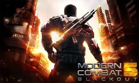 Modern Combat 5: Blackout v1.0.0p apk +data [Patched] | Android Games | Scoop.it