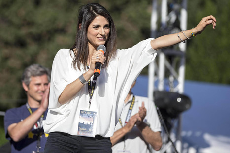 Raggi's Populist Surge Leads Rome Mayoral Race Ahead of Run-Off | Empowering Women Entrepreneurs | Scoop.it