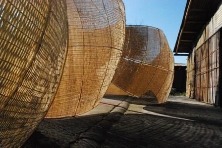 Wicker Membranes, par Andrea von Chrismar | Architecture pour tous | Scoop.it