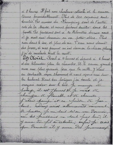 Le carnet de route de Léon Romagny, du 76e Régiment d'Infanterie - www.histoire-genealogie.com | Nos Racines | Scoop.it