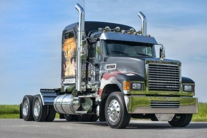 Mack, Volvo salute military with Ride for Freedom trucks | Truckers Daily | Scoop.it