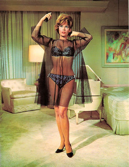 Who's Been Sleeping In Your Bed? Jill St. John! | Herstory | Scoop.it