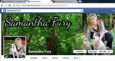 Meet Samantha Fury, Author & Audiobook Cover Designer: Venus Audiobook Cover Contest Participant | Pecha Kucha & English Language Teaching | Scoop.it