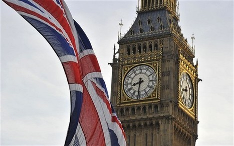 UK economic growth hits fastest pace since 2010 - Telegraph | Starbucks Investing Blog | Scoop.it