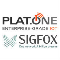 PLAT.ONE and SIGFOX Partner to Deliver Global Enterprise-Grade Internet of Things Solutions | SIGFOX | Scoop.it