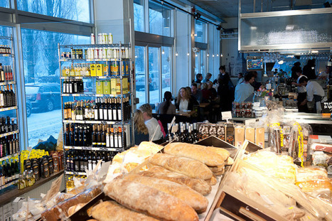 Nytorget Urban Deli | More Than Just A Supermarket | Scoop.it