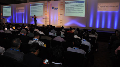 Gartner Infrastructure Operations and Data Centre Summit - NeoNiche Integrated Solutions | NeoNiche | Scoop.it