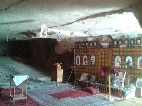 The Archaeology News Network: Coptic Christian history lost to thieves in Egypt   Egyptology and Archaeology   Scoop.it