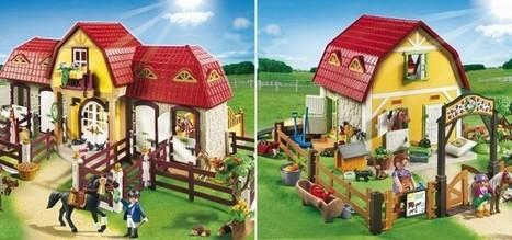Playmobil le haras ou le ranch - Playmobil haras ...