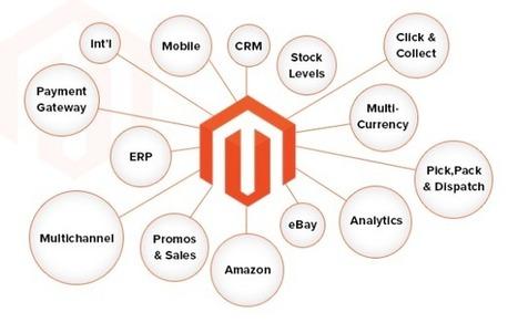 Why Magento Development is Fastest Growing Platform for Online Commerce | Website Design & Development Company-Netgains | Scoop.it