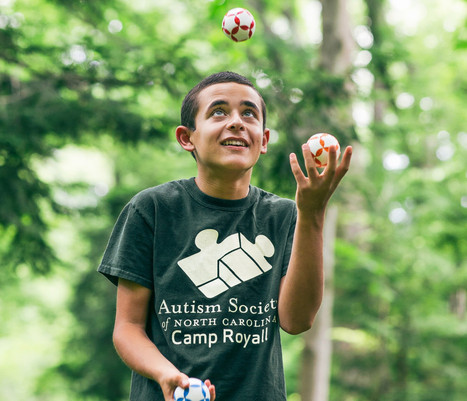 Profiles: Living full-circle with autism spectrum disorder | Article Library for Autism | Scoop.it