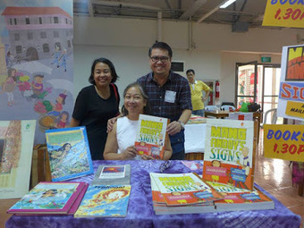 School Librarian in Action: Book Review: Mang Andoy's Signs | The Reading Librarian | Scoop.it