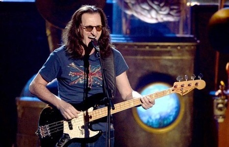 Rush inducted into Rock and Roll Hall of Fame at Los Angeles ceremony | Progressive Rock and Music News | Scoop.it