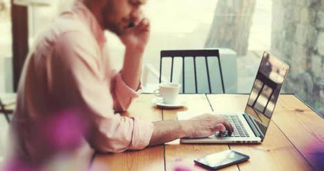 « Le mobile est aujourd'hui plus fort que l'ordinateur de bureau » | L'Atelier : Accelerating Business | mobile marketing | Scoop.it