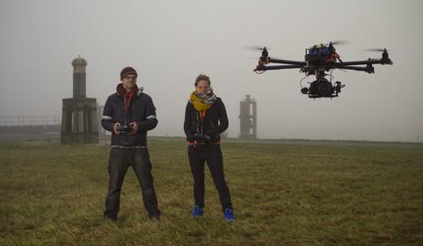 Foto: drone fotografie neemt een vlucht | BlokBoek e-zine | Scoop.it