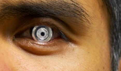 New Technology enables Contact Lens user's to Zoom in 3X | Technology in Business Today | Scoop.it