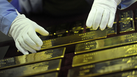 Ukraine is among top 50 world gold holders — RT Business | Gold and What Moves it. | Scoop.it