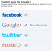"""Ask Techland: How Do You Sync Updates on Google+, Facebook and Twitter? - TIME 