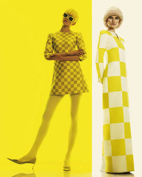 100 Mod Fashion Styles - From Sensual Sixties Fashion to Twiggy ... | Vintage and Retro Style | Scoop.it