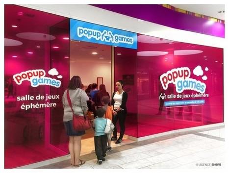 Pop Up stores, boutiques éphémères : un enjeu stratégique qui se confirme | Retail et Numérique | Scoop.it