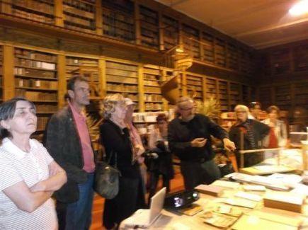 Journées Européennes du patrimoine : Découvrir la Bibliothèque ... - vivre-a-chalon.com | SORTIR à Chalon ... avec V@C | Scoop.it