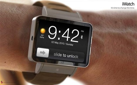 The Future of Wearable Technology | wearable trends | Scoop.it