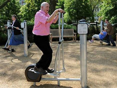 How a half-hour of daily exercise can prevent death during old age | Sports Medicine | Scoop.it