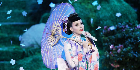 Cultural Appropriation 101: Feat. Katy Perry, Miley Cyrus And Selena Gomez | Ms. Postlethwaite's Human Geography Page | Scoop.it