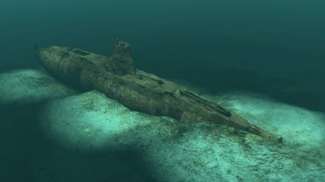 Britain's first ever submarine dive trail opens in the Solent | Scuba Dive Travel | Scoop.it