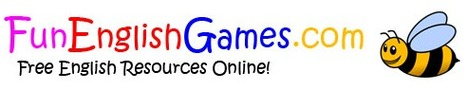 Fun English Games for Kids - Free Interactive Learning Activities Online | English class games | Scoop.it