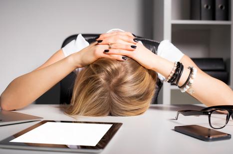 L'incongruence de motivation serait à la source du burn-out | Lu, vu, écouté pour vous : notre veille active | Scoop.it