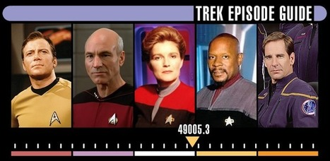 Trek Episode Guide - Applications Android sur GooglePlay   Android Apps   Scoop.it