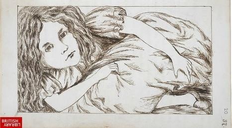 Le superbe manuscrit d'«Alice aux Pays des Merveilles» de 1864 disponible en ligne | Slate | Lecture | Scoop.it