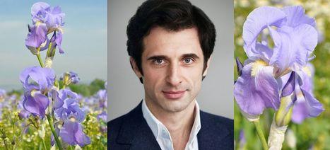 Olivier Polge raconte l'iris. | Influences olfactives | Scoop.it