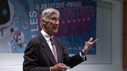 Keynote - Joël De Rosnay - Rencontres Nationales du Numérique 2012 | Future technologies | Lecture en ligne | Scoop.it